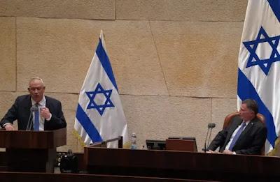 Netanyahu convida Gantz para formar o governo de unidade