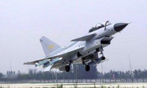 المقاتلة الصينية JF-17 لمصر