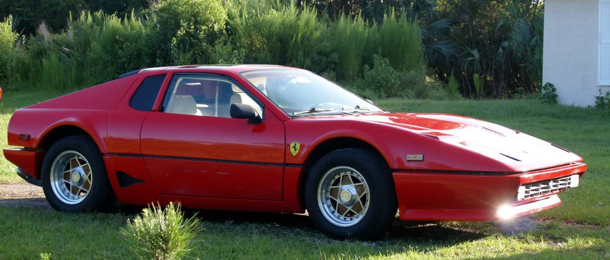 A Fiero By Any Other Name: 1985 Ferrari Kit Car by Corson Motors
