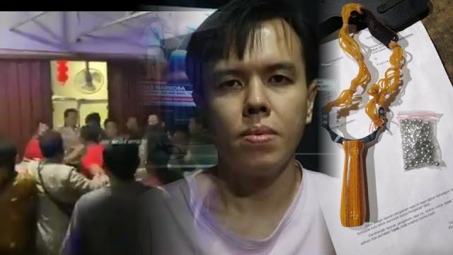 Viral! Bangunkan Warga Sahur, Anak-anak Diketapel oleh Pemuda Tionghoa