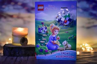"""""""LEGO® Disney Księżniczka™. Świat księżniczek"""" książki dla dzieci #40"""