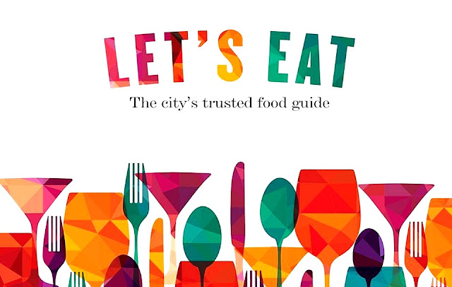 Let's Eat: The City's Most Trusted Food Guide is Now on TV!