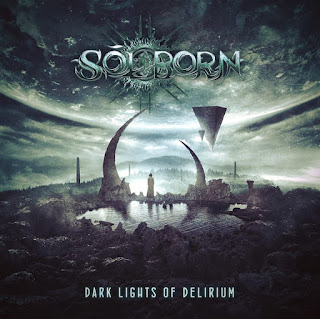 "Ο δίσκος των Sōlborn ""Dark Lights Of Delirium"""