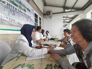 Di Stasiun  Pasar Senen dan Gambir Ada Pemeriksaan Kesehatan Gratis Buat Calon Penumpang