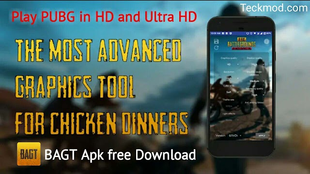 BAGT - Battle ground advanced tools pro apk free Download