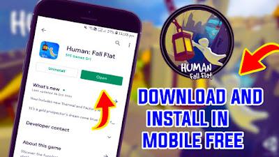 Human Fall Flat Game Download