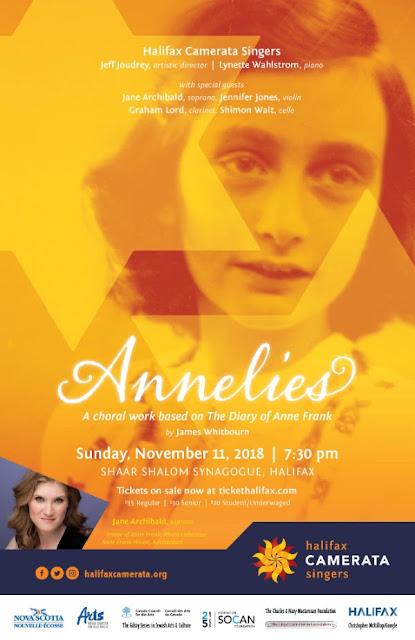 Annelies concert.