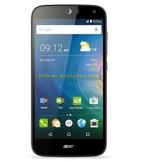 Firmware Acer Liquid Z630S Tested (Scatter File)