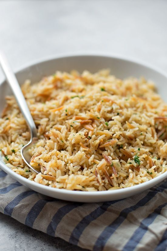 PERFECT RICE PILAF #recipes #dinnerrecipes #dishesrecipes #dinnerdishes #dinnerdishesrecipes #food #foodporn #healthy #yummy #instafood #foodie #delicious #dinner #breakfast #dessert #lunch #vegan #cake #eatclean #homemade #diet #healthyfood #cleaneating #foodstagram
