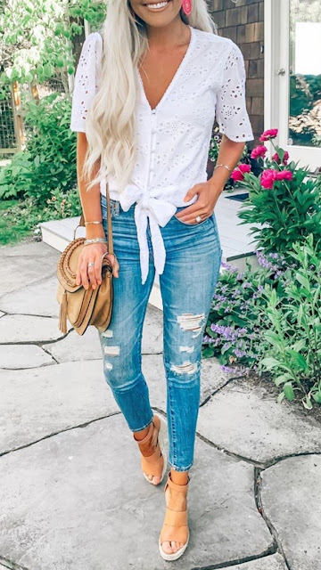 11 Cute Summer Vacation Outfits 2019