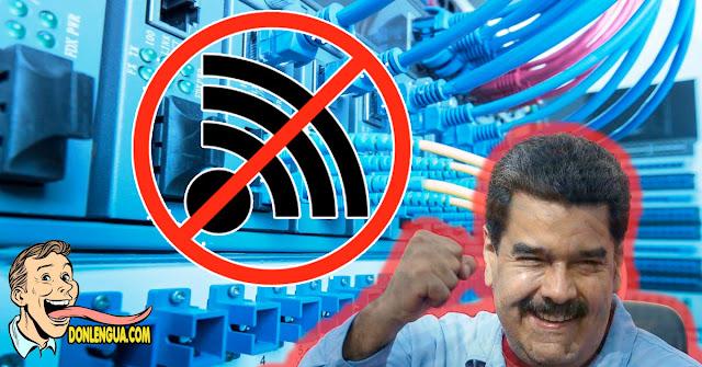 Internet podría colapsar en Venezuela durante los próximos días de confinamiento