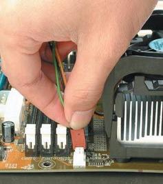 Socket kipas prosessor