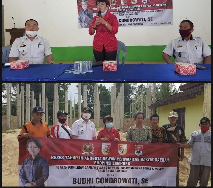 Anggota DPRD Lampung Gelar Reses Tahap III