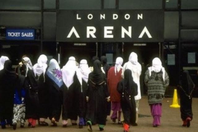 Di Inggris, Islam Semakin Berkembang Pesat ALLAH HU AKBAR..
