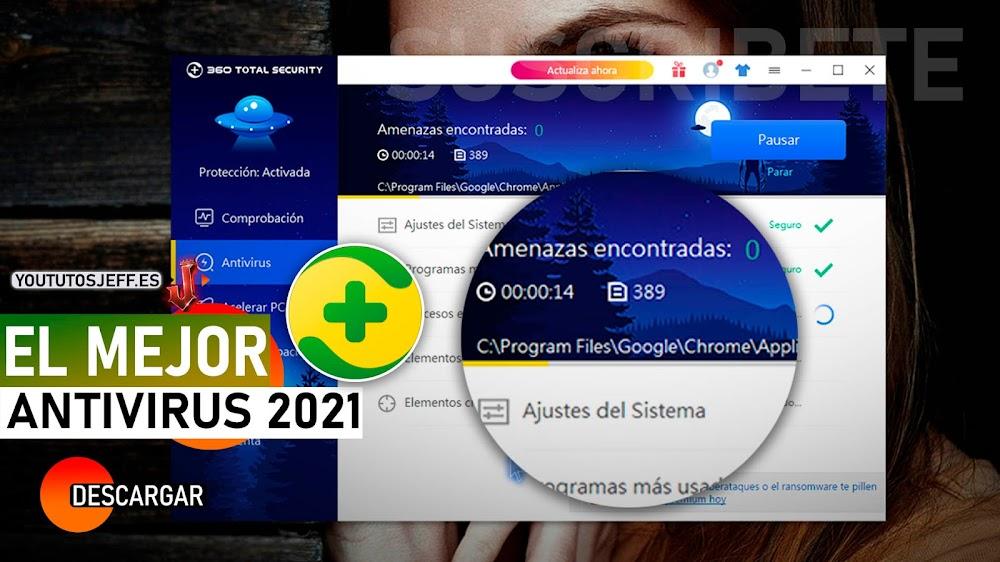 El Mejor Antivirus 2021 para PC GRATIS