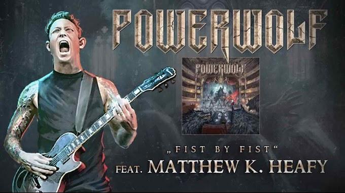Powerwolf lanza canción con Matt Heafy (Trivium)