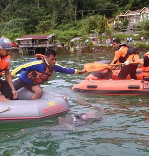 Terjun ke Danau Singkarak Saat Hendak Ditangkap, Rhony Tewas Tenggelam