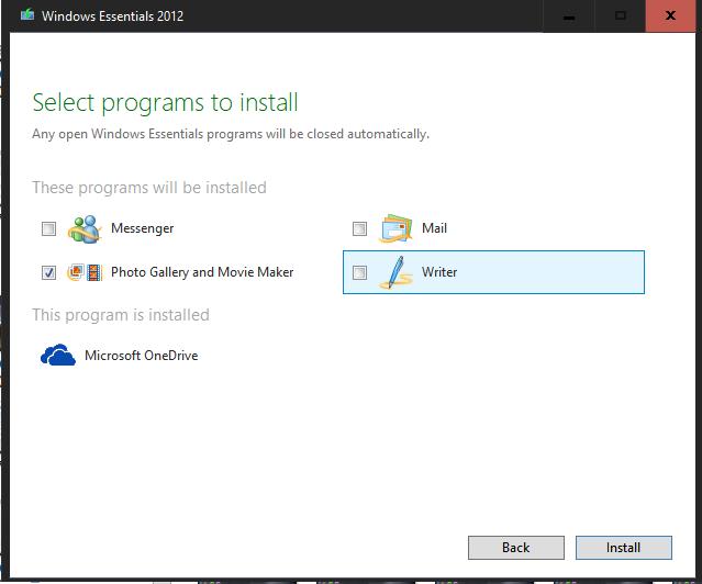 How to Get Windows Movie Maker 2012 on Windows 10 2