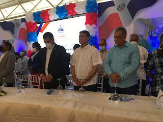 """Distrito Escolar 15-05, De Santo Domingo Oeste  Organizó Conferencia """"Educacion Para Vivir Mejor"""""""