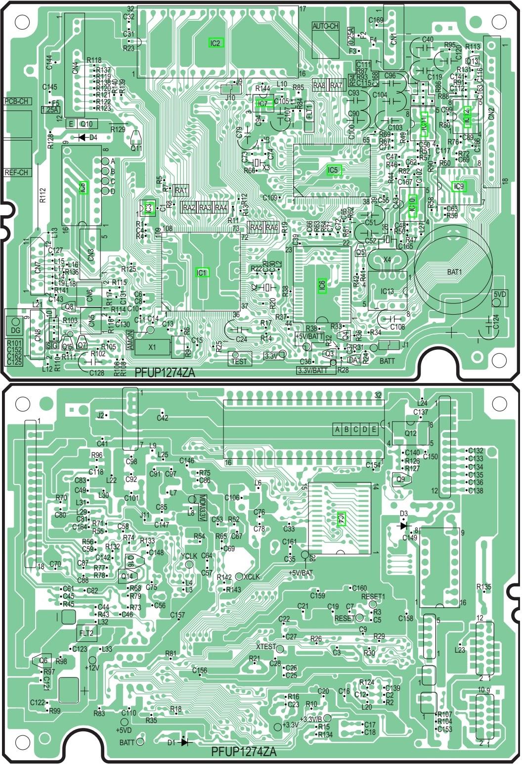 Electro Help  Panasonic Kx