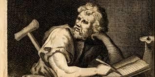 """Zenão era um capitalista de sucesso até que perdeu todos os seus bens num naufrágio.   Ele foi imediatamente atraído pelo """"cínicos""""(O Cinismo uma corrente filosófica que pregava o total desprezo pelos bens materiais e o prazer. Para os cínicos, a filosofia moral não poderia estar separada do modo de vida dos filósofos. Eles deveriam ser exemplos daquilo que afirmam).  Acreditavam que os bens materiais não tinham importância alguma."""