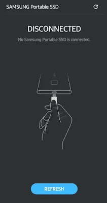 Samsung Portable SSD 1.0
