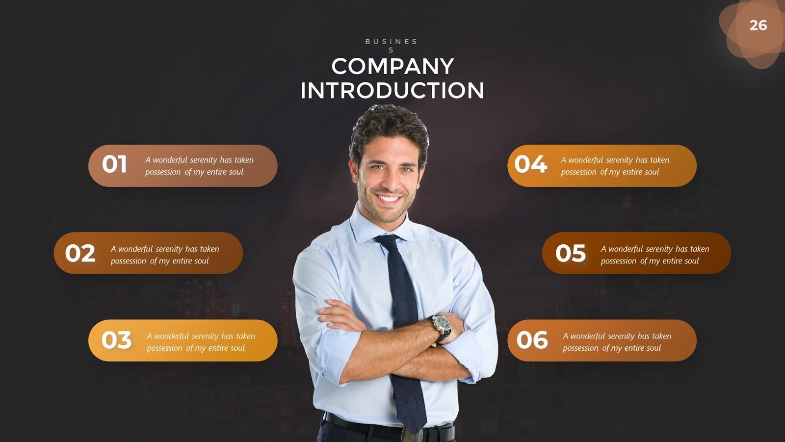 best Business presentation ppt