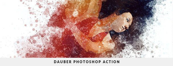 Painting 2 Photoshop Action Bundle - 53