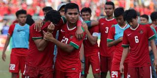 Indonesia 1-4 Malaysia Terima Kenyataan, Sepakbola Indonesia Memang Belum Sampai Ke Level Asia