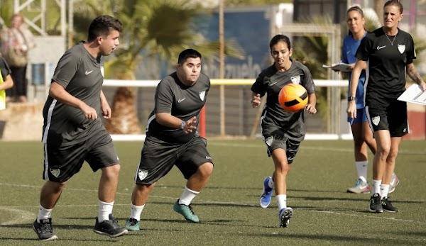 El Málaga Genuine jugará este sábado ante el Cádiz Genuine