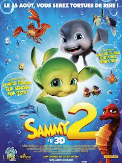 Sammy's Adventures 2 แซมมี่ เต่า ซ่าส์ไม่มีเบรค 2