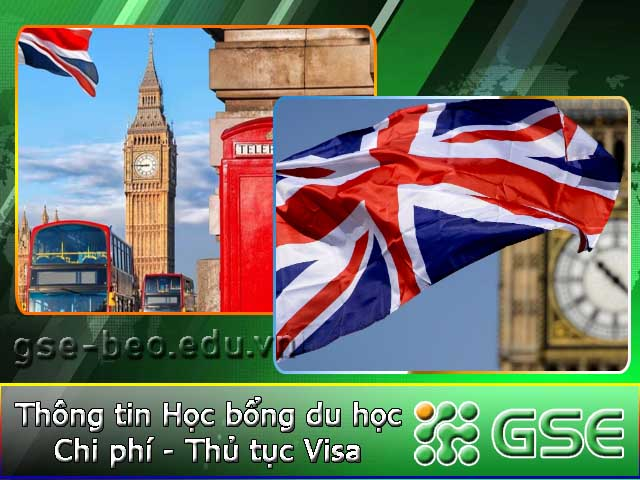 Học bổng du học Anh từ INTO City London