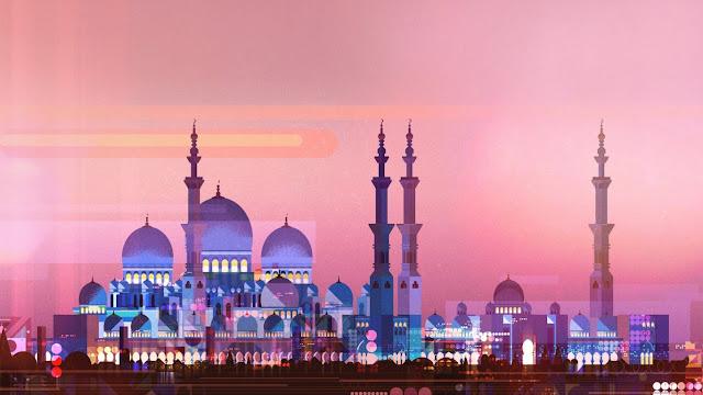 hd wallpaper masjid