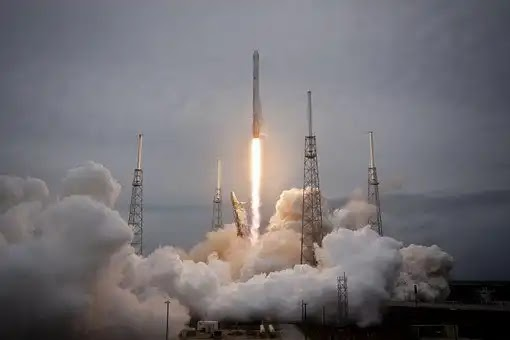 Internet satellites of SpaceX to sync with Google Cloud systems