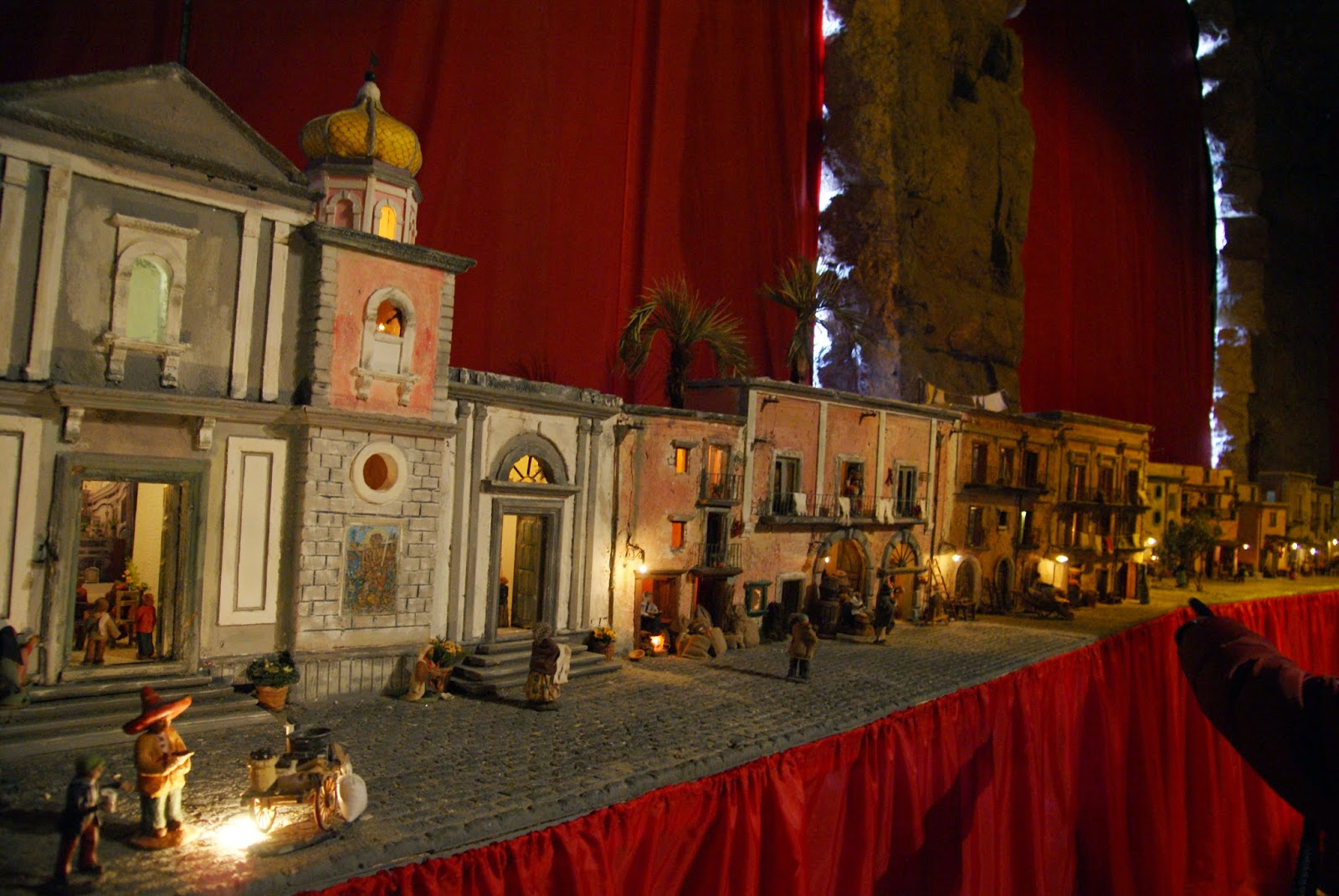Itinerario dei presepi da non perdere in Veneto: dall'Arena di Verona a Peschiera del Garda