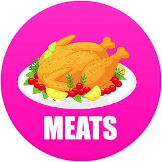 meats names in spanish, pork in Spanish, pork belly in Spanish, beef in Spanish, veal in Spanish