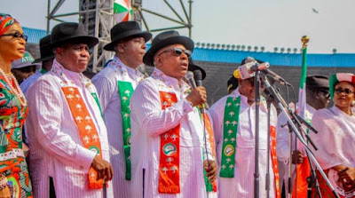 Election Postponement :PDP To Hold Emergency NEC Meeting On Tuesday