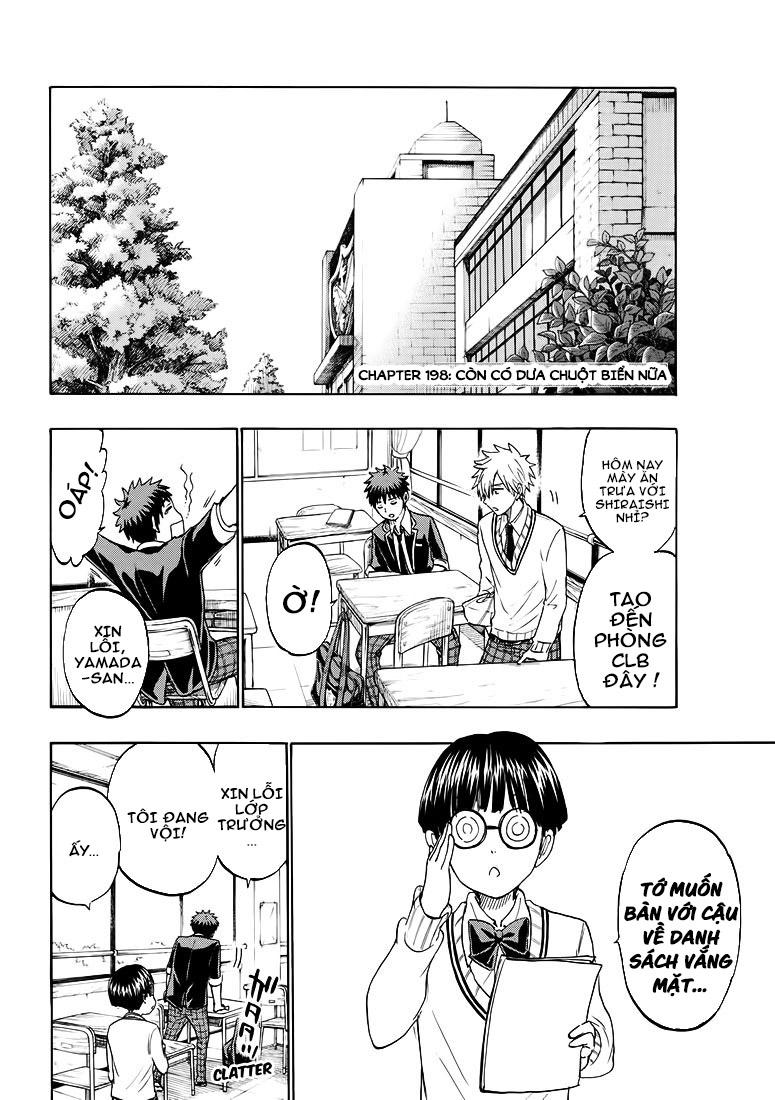 Yamada-kun to 7-nin no majo chap 198 Trang 5 - Mangak.info