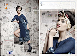 LA- DENIM Vol 2 KURTIS KURTA TOPS WHOLESALER LOWEST PRICE SURAT GUJARAT
