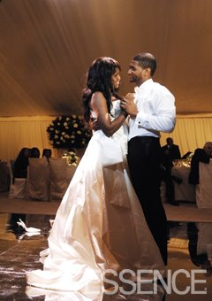 Usher Raymond Wedding Pictures