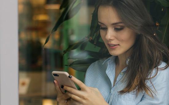 smartphone, milenial, gaya hidup