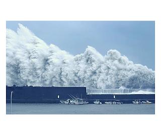 Japon typhon