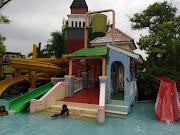 Berenang di Venetian Water Carnaval Bekasi