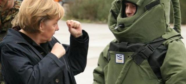 Επιστροφή της Γερμανίας στον δρόμο της στρατιωτικής ισχύος