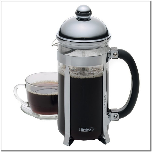 French Press;Low Wattage Coffee Maker