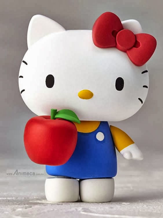 FIGURE HELLO KITTY REVOLTECH KAIYODO