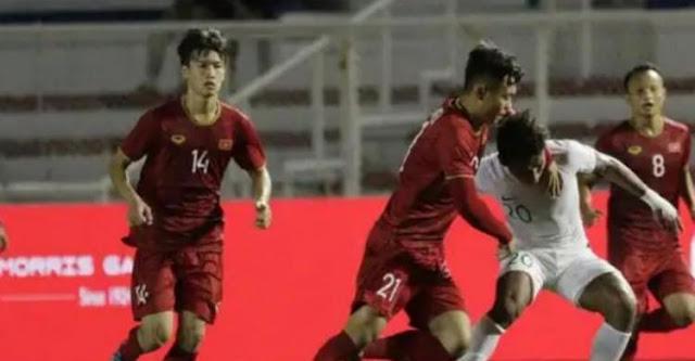Dikalahkan Vietnam 3-0 di Final SEA Games, Indonesia Raih Perak