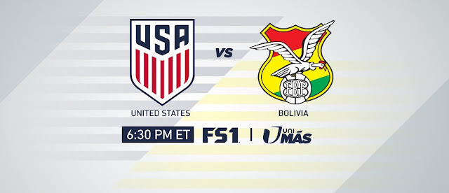 USA vs Bolivia Full Match And Highlights 28 May 2018