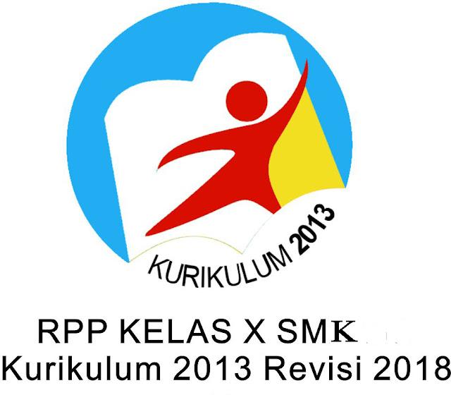 Perangkat SMK kelas X Perkantoran Kurikulum 2013 Revisi 2018