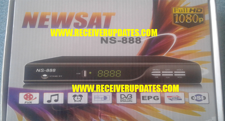 receiver latest software and dump flash file free download